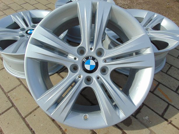 17 5x120 NOWE felgi BMW F30 F31 E90 E91 E92 E93 X1 X3 F20 E46