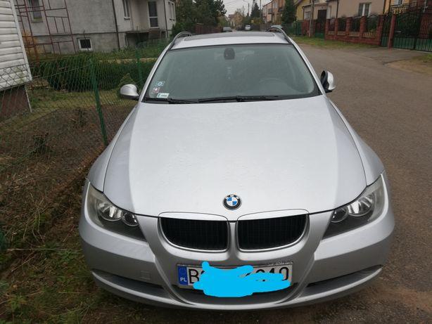 ,Sprzedam BMW Series 3 E91 318 2.0D