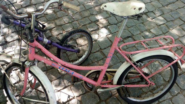 Bicicletas e outros