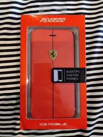 Ferrari booktype case for iPhone 6