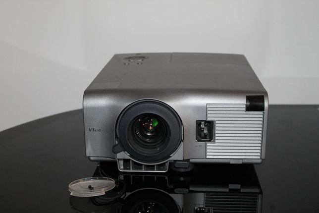 NEC VT650 Projektor do wyświetlania informacji filmów itp. Wysyłka