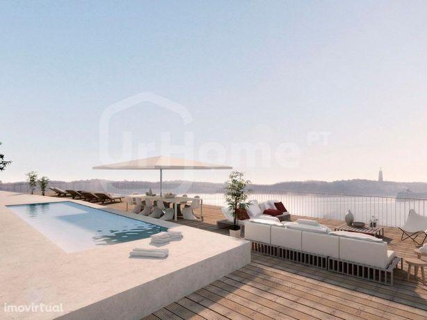 Penthouse de 6 quartos em Lisboa