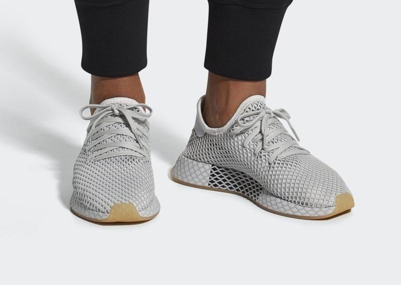 Кросівки adidas deerupt Тернополь - изображение 1