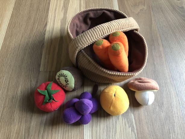 Brinquedo Cesto Fruta Bebé