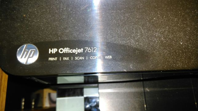 Drukarka HP Officejet 7612