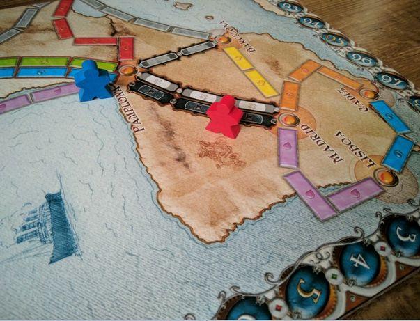 Wsiąść do Pociągu: Europa: 1912 + Zjednoczone Królestwo / Pensylwania