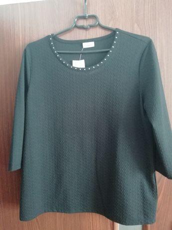 Czarna bluzka L/XL C&A