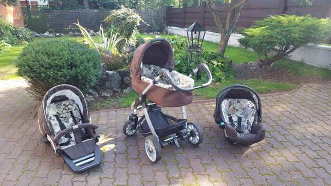 Wózek 3w1 Teutonia Cosmo
