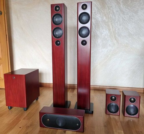 Kino domowe 5.1 Monitor Audio Radius HD OKAZJA !!!
