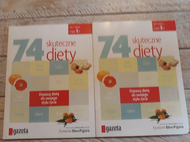74 skuteczne diety 1+2