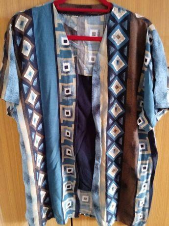 WYPRZEDAŻ-Bluzeczka przewiewna, r, 50