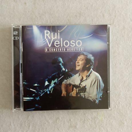RUI VELOSO ( cd duplo ) O Concerto Acústico
