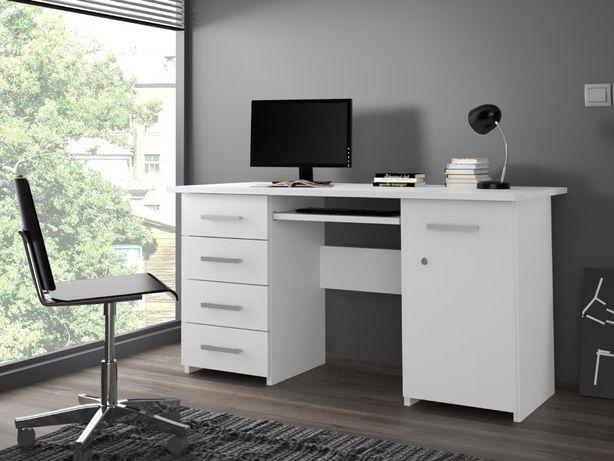 MARIAN duże biurko do pracy biurko szkolne różne kolory DOWÓZ GRATIS