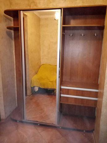Сучасний шкаф у прихожу