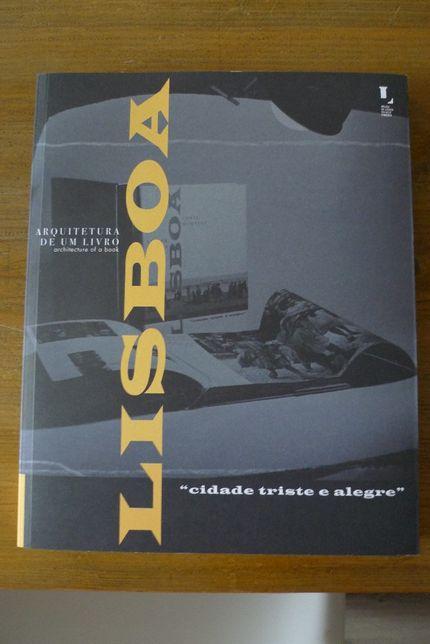 Livro sobre Lisboa