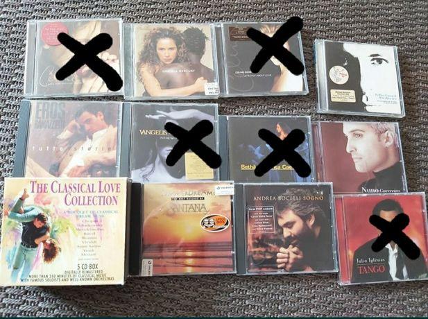 CDS musica vários géneros.