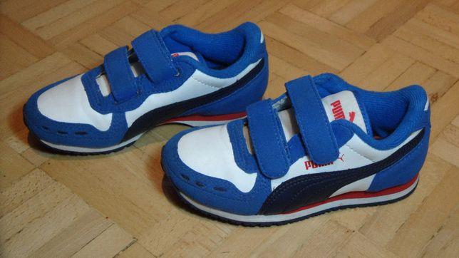 używane buty chłopięce puma rozmiar 29