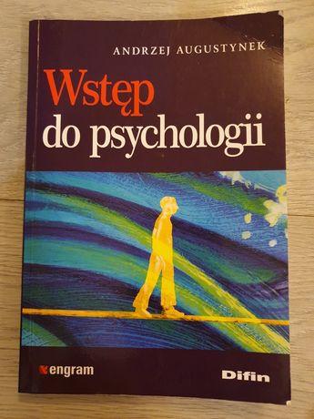 Wstęp do psychologii Andrzej Augustynek