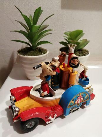 Vendo Antigo Carrinho Corgi Comics Popeye Paddle Wagon