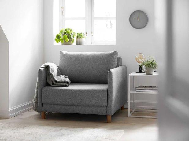 Fotel rozkładany JYSK NORODDEN
