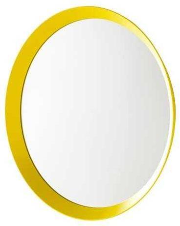 Espelho IKEA LANGESUND Amarelo 50cm