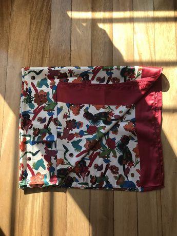 Vendo lenço estampado Vilanova