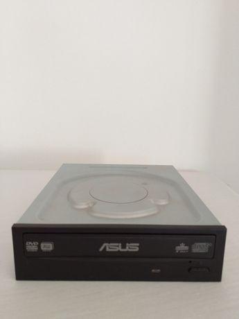 Gravador/Leitor ASUS DVD-RW DRW-22B3S - velocidade 22x