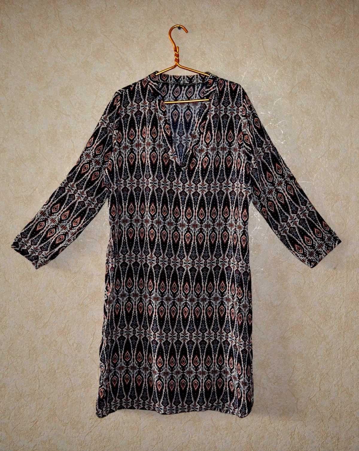 Платье-блуза / платье-рубашка atmosphere