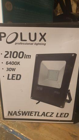 Naswietlacz LED Polux 30w 2100lm