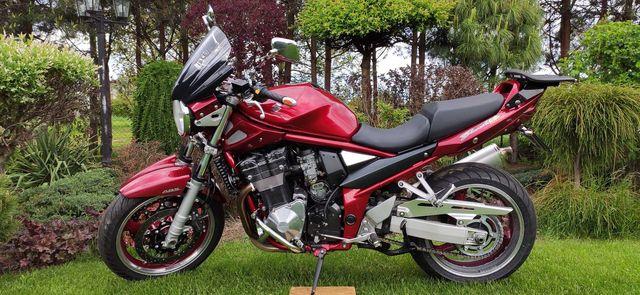 Suzuki Bandit 1200 ABS 2006 egzemplarz kolekcjonerski