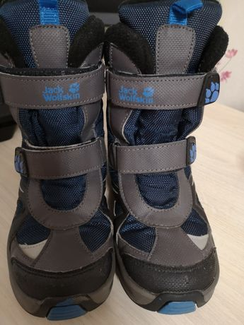 Зимние ботинки Jack Wolfskin 33p.
