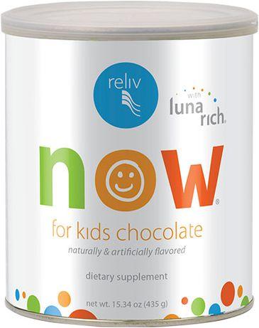 Suplement diety Reliv Now dla dzieci