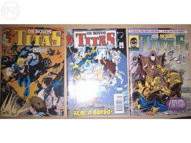 Os Novos Titans (anos 90)