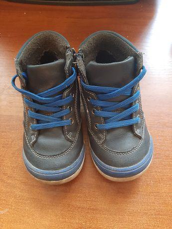 Ботинки Лапси 26 на натуральной байке