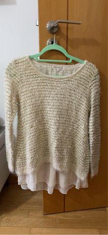 Camisola de lã