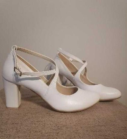 Buty ślubne Brilu