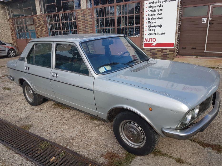 Fiat 132 rok prod 1976 Gdańsk - image 1