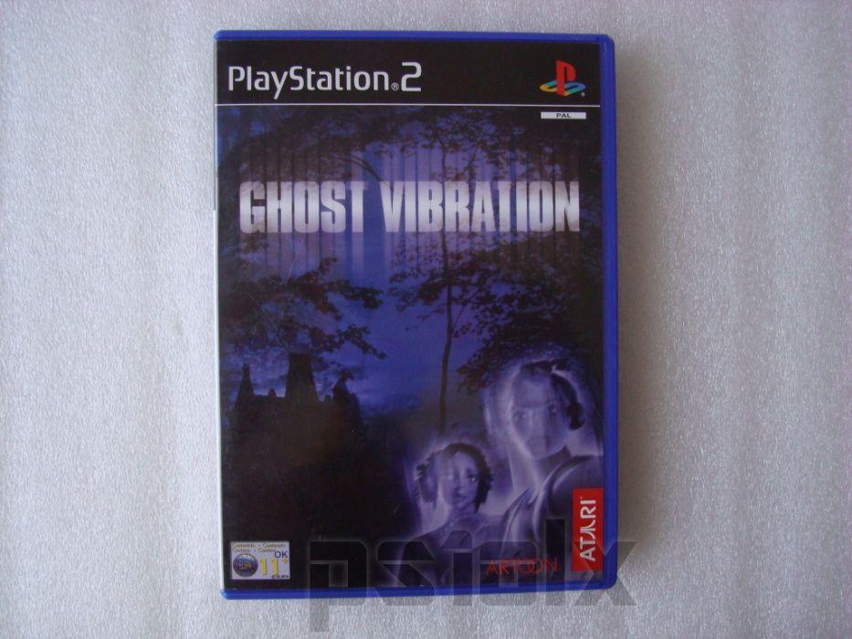 ghost vibration playstation ps2 Parada de Cunhos - imagem 1