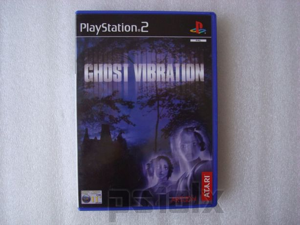 ghost vibration playstation ps2