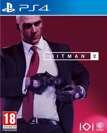 Hitman 2 ps4 polska wersja