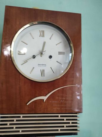 Настенные часы Lantz. Антиквариат.