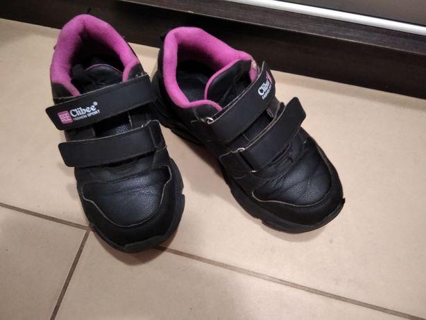 Ботинки тёплые, высокие