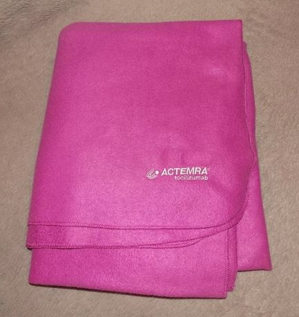 Одеяло - плед флис фирмы Actemra