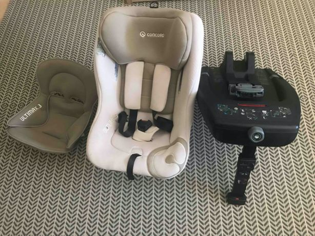 Cadeira de Auto Ultimax.3 Concord Grupo 0+/1