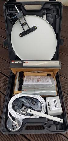 Antena satelitarna do przyczepy campingowej