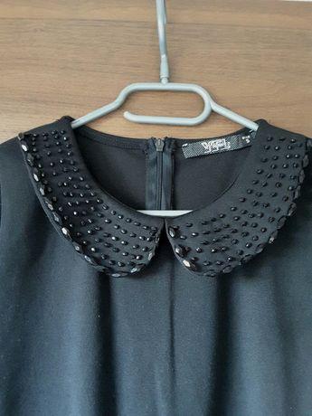 Czarna Sukienka Reserved S stan bdb