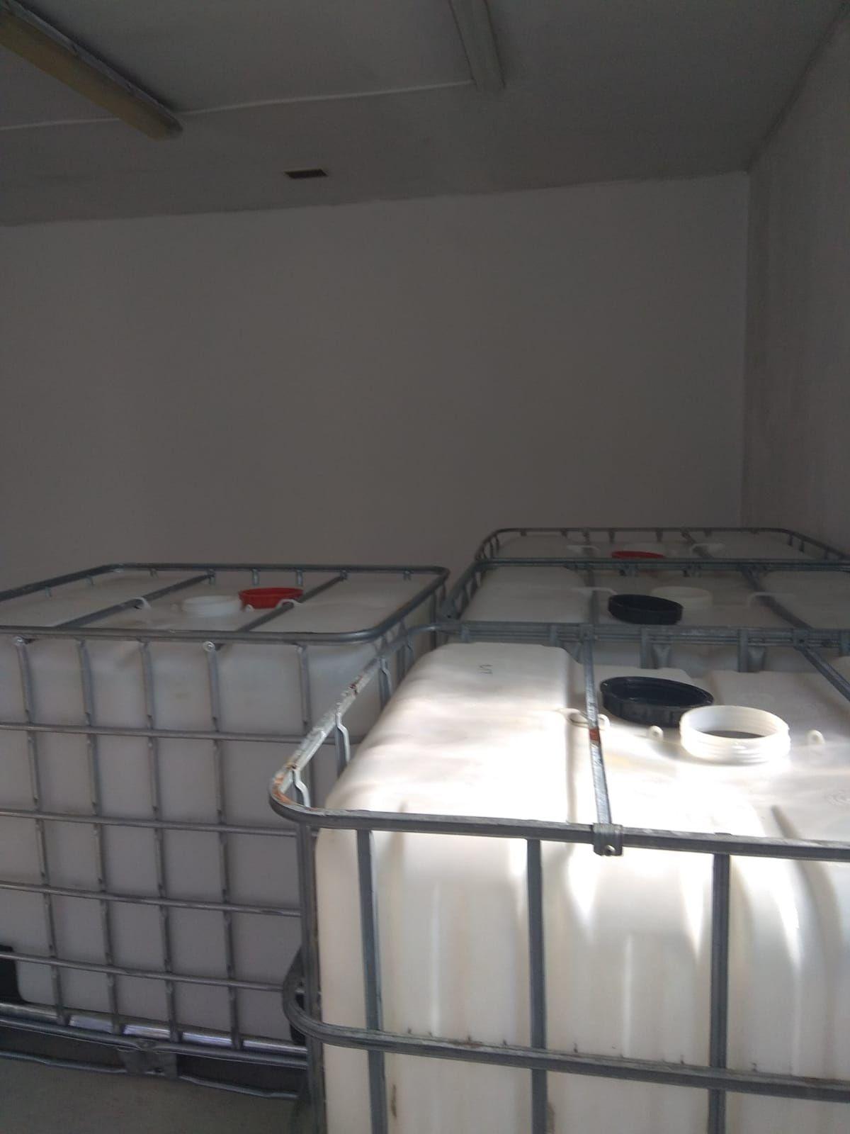 Pojemnik Mauzer 1000 litrow