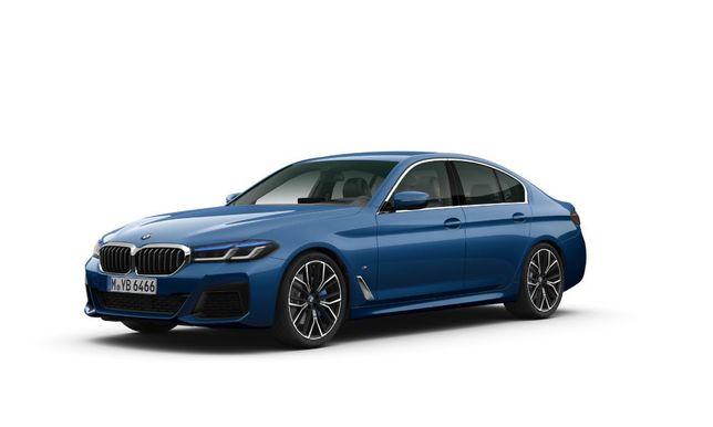BMW Seria 5 520d Xdrive Sedan RABAT