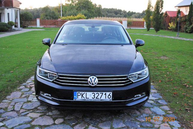 VW Passat b8 dsg