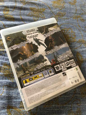 Bionic commando ps3 jogo